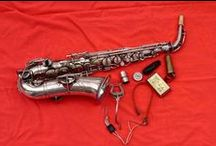 Wishlist Sax / Wind / My wish list of Saxophones, Clarinets, Oboes and other woodwind instruments