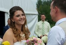 My wedding :) / #wedding #rusticwedding