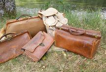 Vintage tassen en accessoires / Tassen uit vroegere tijden