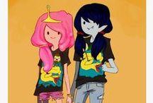 Marceline&Bonnibel