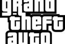 Grand Theft Auto Series / by Leo Barcelos
