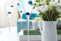 cocktail hour / Raise your glass...