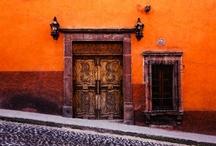 orange / by Helene Lennartsson Architecture