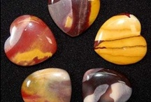 Beads, Stones, Gems, Rocks......Abalorios & Piedras!!! / by Daniela Sum