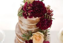 Cake / Modern Chic, Rustic Elegance...what does your wedding cake say about your style, theme and love story?