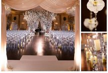 Ceremony / From rustic or sophisticated aisle decor to ideas for your smallest attendants, find memorable and eye catching inspiration for your indoor or outdoor ceremony.