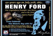 Celebrating Henry Ford's 150th