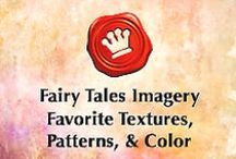 Favorite Textures, Patterns and Color / Fairy Tales Imagery inspirational board featuring colorful, vibrant and enchanting patterns and textures. Whether they are digitally created, photographed, painted, found in nature, I adore sifting through the textures and patterns to find inspirations for my own art! I hope you enjoy this selection.