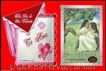 SAN VALENTÍN / 14 de febrero día de los enamorados y de la amistad