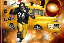 STEELERS BABY!!!! / by April dawn