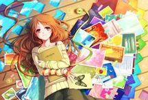 Anime / simply. I. adore. Anime. :) TOTORO forever!!!