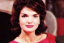 Jackie Kennedy Onassis / Gone but not Forgotten  / by AJ Karp