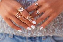 Nailed It / Pretty nails  / by Debbie Buckley