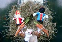 Sinterklaas / Kleuterideeën