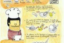 cocinando con Guapa / recetas de cocina encontradas por ahí