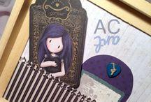 AC art (hand made)