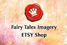 Fairy Tales Imagery ETSY Shop / Fairy Tales Imagery has Prints for Sale on Etsy! Includes fairy tales, fantasy, storybook, scenic and floral creations. I have instant downloads available, framed prints, canvas wraps, single prints, customizable images, favorite quotes and so much more! Please stop by for a visit.