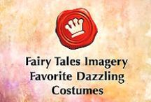 Favorite Dazzling Costumes / Oh la la ! Amazing and gorgeous costumes and gowns. I can't get enough of looking at all the finery. Historical pieces, theater wardrobe, fantasy and fairy tales. These are all dreamy and inspirational for fabric hoarders like myself and future photo shoot opportunities!
