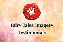 Testimonials / Fairy Tales Imagery Testimonials, Feedback and Responses.  So grateful for my awesome clients, art directors, publishers and customers!