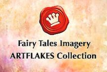 Fairy Tales Imagery ARTFLAKES Collection / Fairy Tales Imagery prints, canvas wraps, framed mat art featuring fairy tales, digital art imagery, fantasy, scenery, florals, and much more!  http://www.artflakes.com/en/shop/fairy-tales-imagery