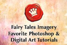 Favorite Photoshop and Digital Art Tutorials / Fairy Tales Imagery Tutorial board featuring amazing Photoshop and Digital Art Tutorials from favorite artists and photographers whose work I find inspiring, high quality and just mind blowing talented.  I watch and learn ~ hope you find something here that will take you to a new level in your skills and blow your socks off.