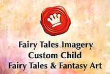 Fairy Tales Imagery Custom Child Fairy Tales & Fantasy Art / Fairy Tales Imagery offers custom and personalized fairy tales, folklore, fantasy and storybook art created personalized for YOUR child. A simple process where my clients send me their favorite hi resolution JPG or TIFF of their child or pet and I feature them in a one-of-a-kind favorite storybook or fantasy art. Just like Mary Poppins stepping into the boardwalk art, your child can be featured in a magical and enchanting art setting that your family will truly treasure for years to come.