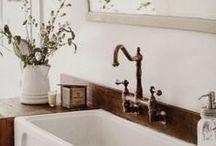 * Style Cottage - Salles de bain *