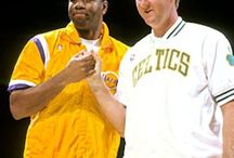 Larry and Magic / Courtship of Rivals turned me into a freak and I don't even like basketball!  Ultimate brotp!!