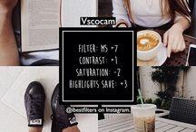vsco-cam / edits