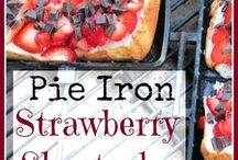 Pie Iron ideas