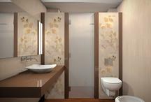 Decoración dormitorio en suite / La propietaria de este apartamento situado en primera línea de playa de la Costa Malagueña, nos demandaba el diseño de interiorismo del dormitorio principal y el baño en suite.