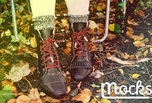 WINTER MOCKS / Discover our new Mocks winter boots....  Mens and ladies available soon!