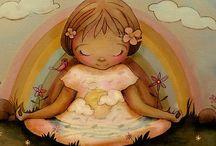 Illustrazioni di Karin Taylor
