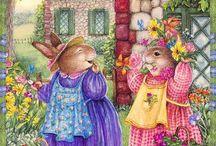 Illustrazioni di Susan Wheeler