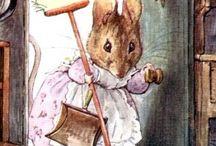 Illustrazioni di Beatrix Potter