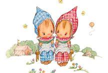 Illustrazioni di Betsey Clark