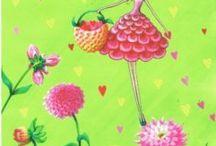 Illustrazioni di Mila Marquis