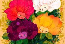 Illustrazioni di Lorena Alvarez