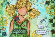 Illustrazioni di Janie Husband