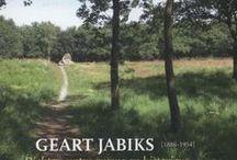 Geart Jabiks,  dichter,  natuurmens en historicus
