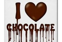 Foods-Chocolate Goodies / by Joys
