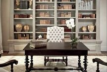 READING NOOK & LIBRARY & WINDOW SEAT