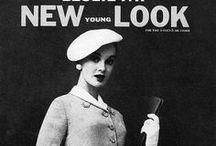 1950s VINTAGE INSPIRATION / 1950s, vintage