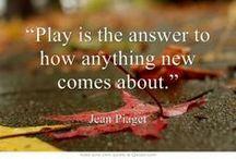 Pre K / Montessori...Waldorf...Piaget ...Charlotte Mason... Reggio Emilia... / by Suzanne Banks