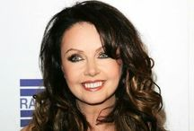 Sarah Brightman / Sarah Brightman, legend. A former member of Hot Gossip, original Phantom of the Opera cast member in London and on Broadway, and  classical crossover super star. One of my favourite singers. / by Wayne Panter