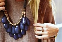 Bright & Bold Baubles / Here are some of our favorite fashion jewelry looks!