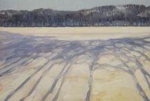 paintings by Iet Langeveld / paintings