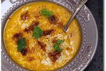 WEGAŃSKIE ZUPY / VEGAN SOUPS / Zupki dla weganów i nie tylko, bo smaczne i bardzo zdrowe
