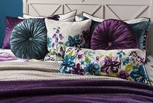 Luxurious Cushions and Throws / Add colour and warmth to your home with these great throws and cushions.