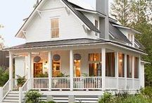 """Country retreat / If I won lotto this would be my """"me only"""" house."""